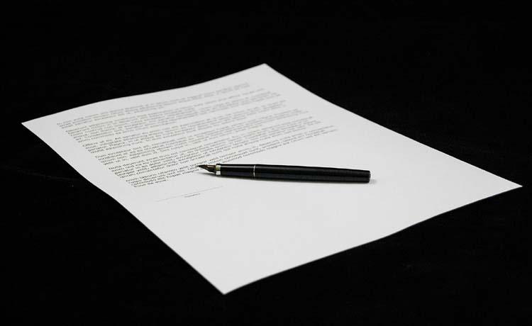 Testamento en el código civil